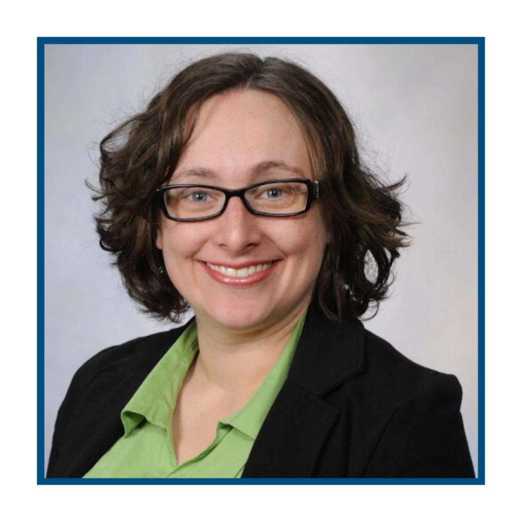 Dr. Jennifer Cowart, First Vice Chair